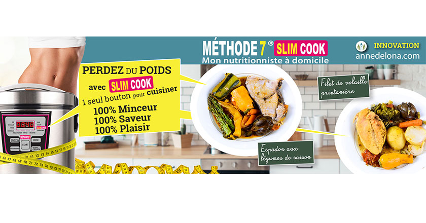 Article de Declic Video sur la société Slim Cook