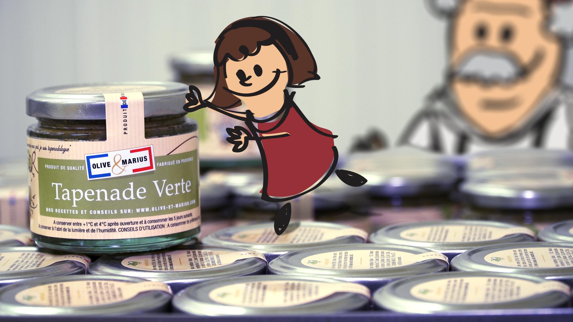 Miniature de la vidéo Olive & Marius